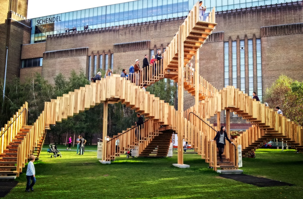 1. The Endless Stair_London