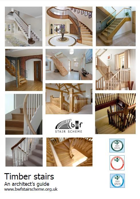 BWF Stair Scheme: An Architect's Guide to Timber Stairs