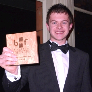 Chris Lake - Apprentice of the Year Winner 2012