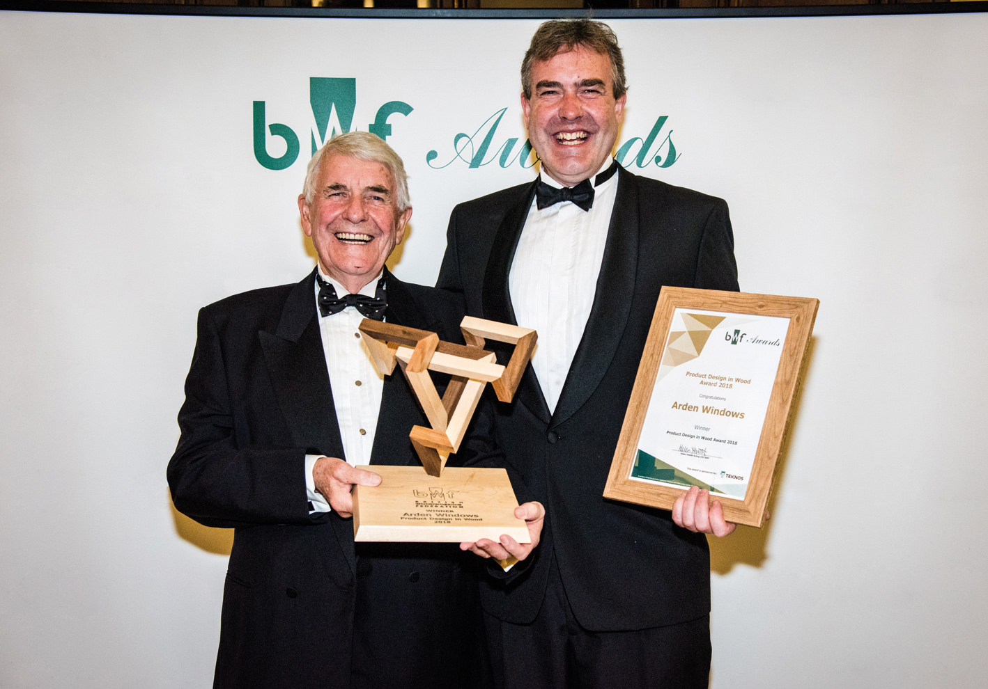 Enter the BWF Product Design in Wood Award