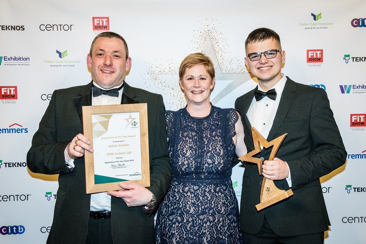 BWF Apprentice of the Year Award
