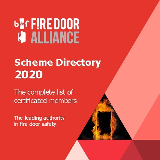 BWF Fire Door Alliance - Scheme Directory