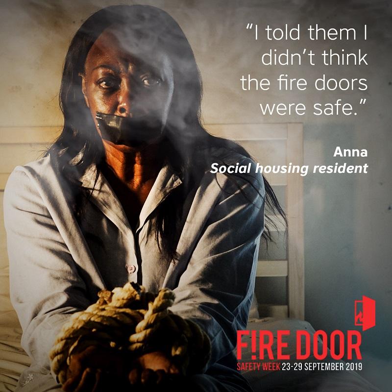 Fire Door Safety Week Film 2019