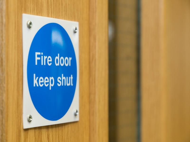 What is the BWF Fire Door Alliance?