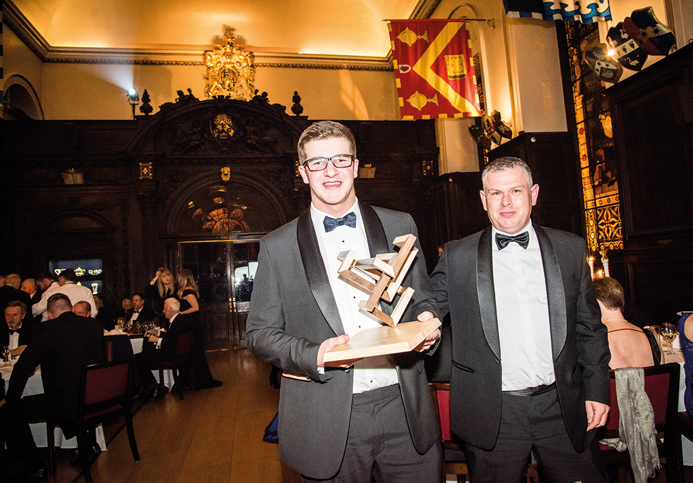 Enter the BWF Apprentice of the Year Award