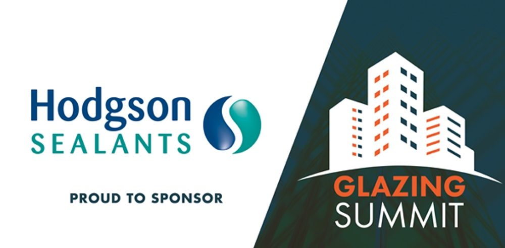 Hodgson Sealants Partnership with Glazing Summit