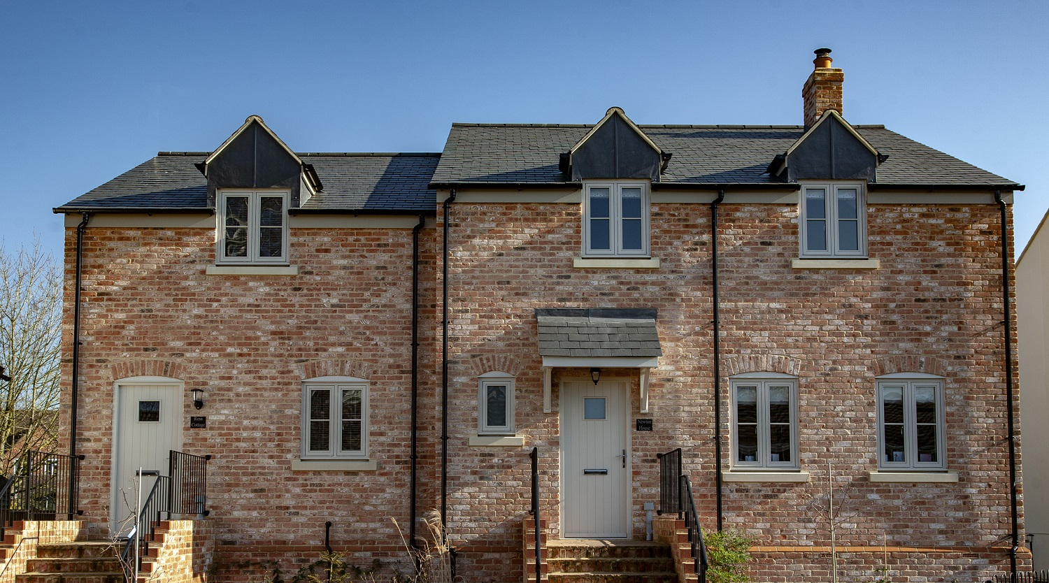 West Port Timber Windows and Timber Doors in a new residential property