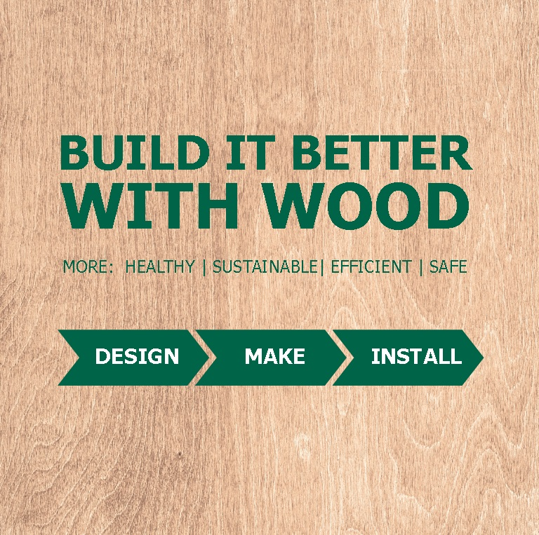 BWF Build It Better With Wood