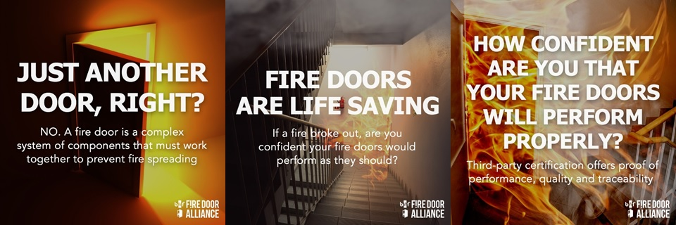Gearing up for Fire Door Safety Week 2020