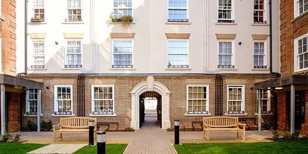 Lisgar Terrace, Fulham