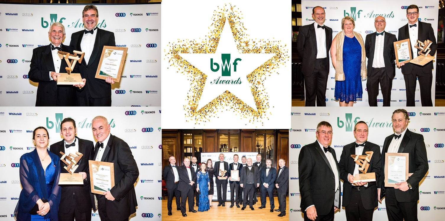 BWF Award Winners 2018