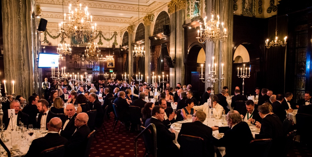 BWF Annual Dinner and Awards to be hosted by Rev Richard Cole (tickets now available)
