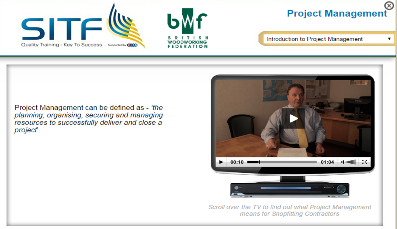 E-Learning Packages from BWF