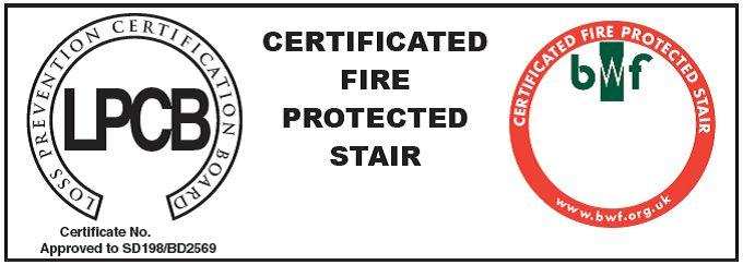 Fire Protected Staircases – Certification of Timber Stairs