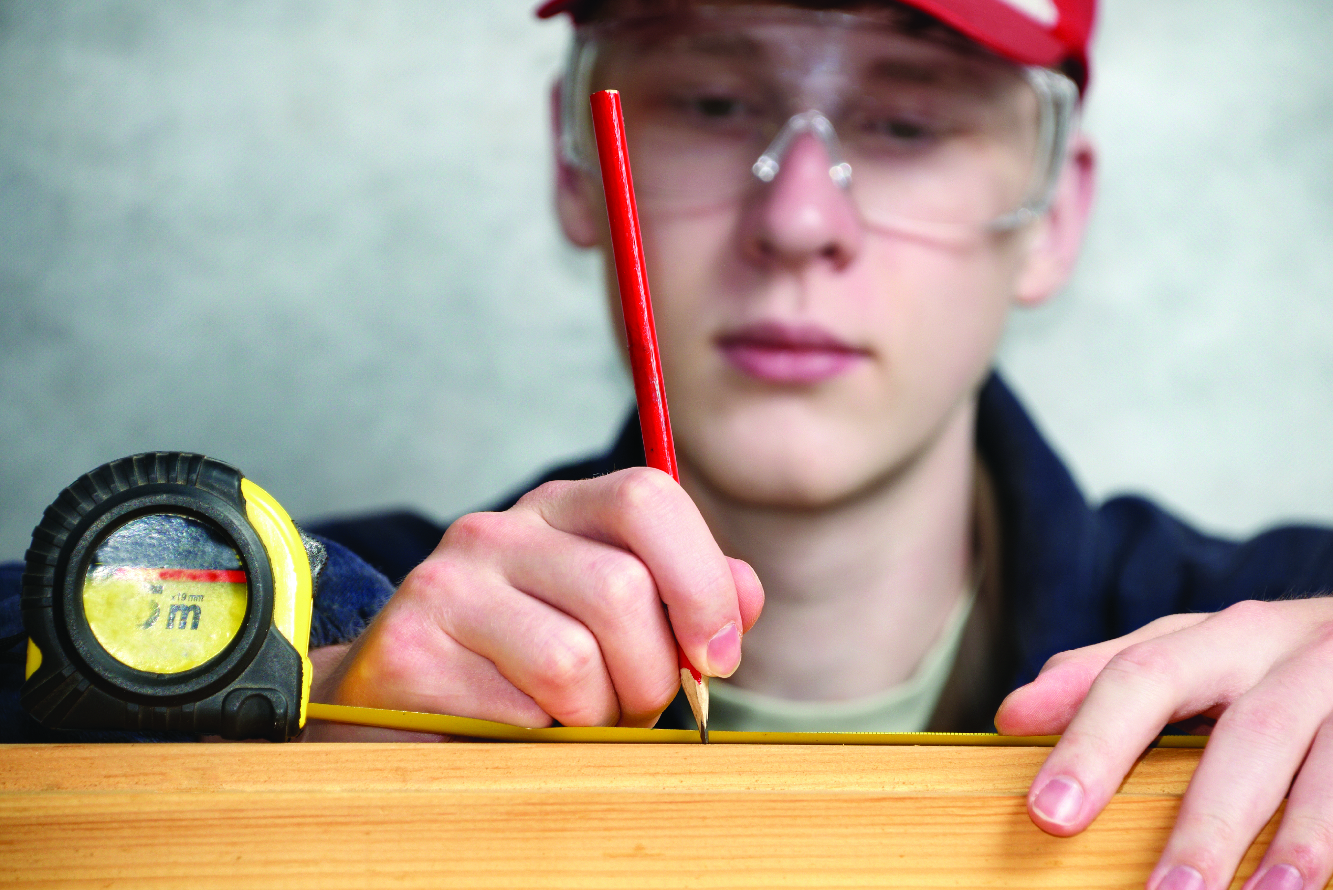 Training and skills in the woodworking industry