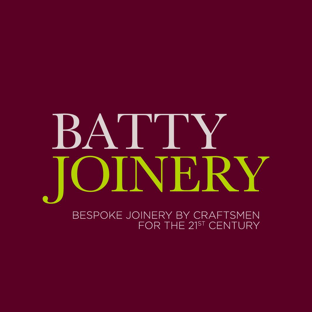 Batty Joinery  logo