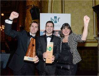 PRESS RELEASE: Oakwrights Bath scoops all the top accolades at the BWF Awards