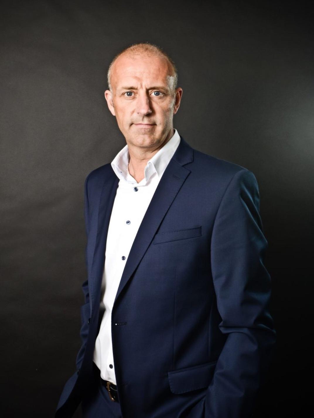 Paul Bailey – BWF President