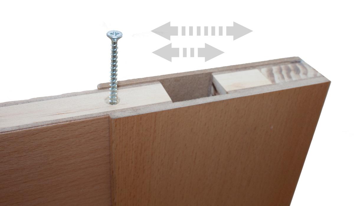 CASE STUDY: QUICK FIT INTERNAL DOOR