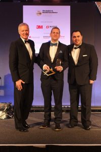 Fire Door Safety Week wins Campaign of the Year at the Safety and Health Excellence Awards
