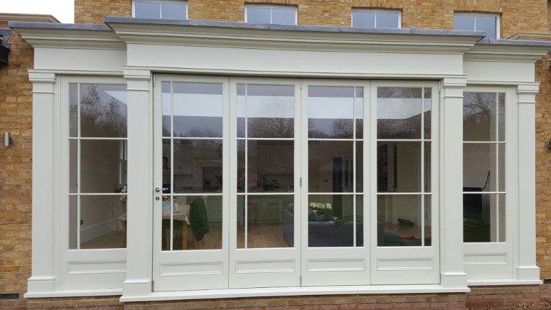 CASE STUDY: BESPOKE ACCOYA WOOD ORANGERY
