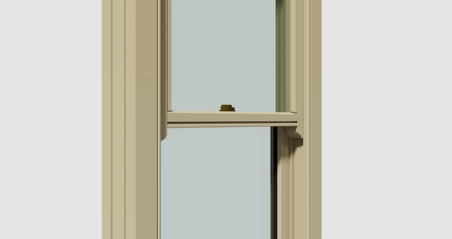 CASE STUDY: CONCEALED BALANCE SLIDING SASH WINDOW