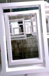 Fully factory finished timber windows