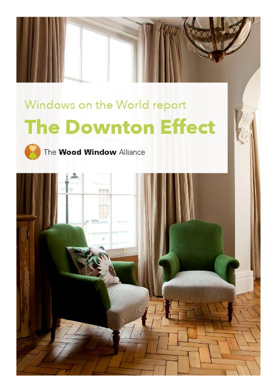 Wood Window Alliance examines the Downton Effect